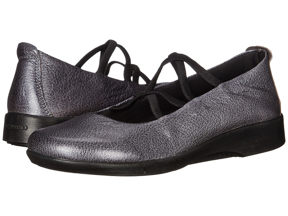 Arcopedico - Vegas (Pewter) Womens Flat Shoes