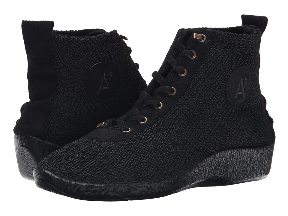 Arcopedico - Shocks 5 (Black) Women
