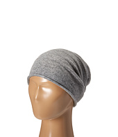Cole Haan - Cashmere Roll Cuff Slouchy Beanie