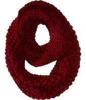 Cole Haan - Popcorn Stitch Handknit Infinity Scarf