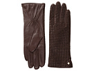 Cole Haan Braided Back Leather Glove