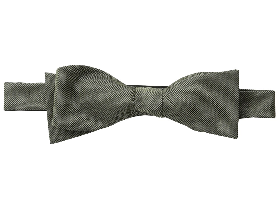 Cufflinks Inc. - Silk Bow Tie (Green) Ties