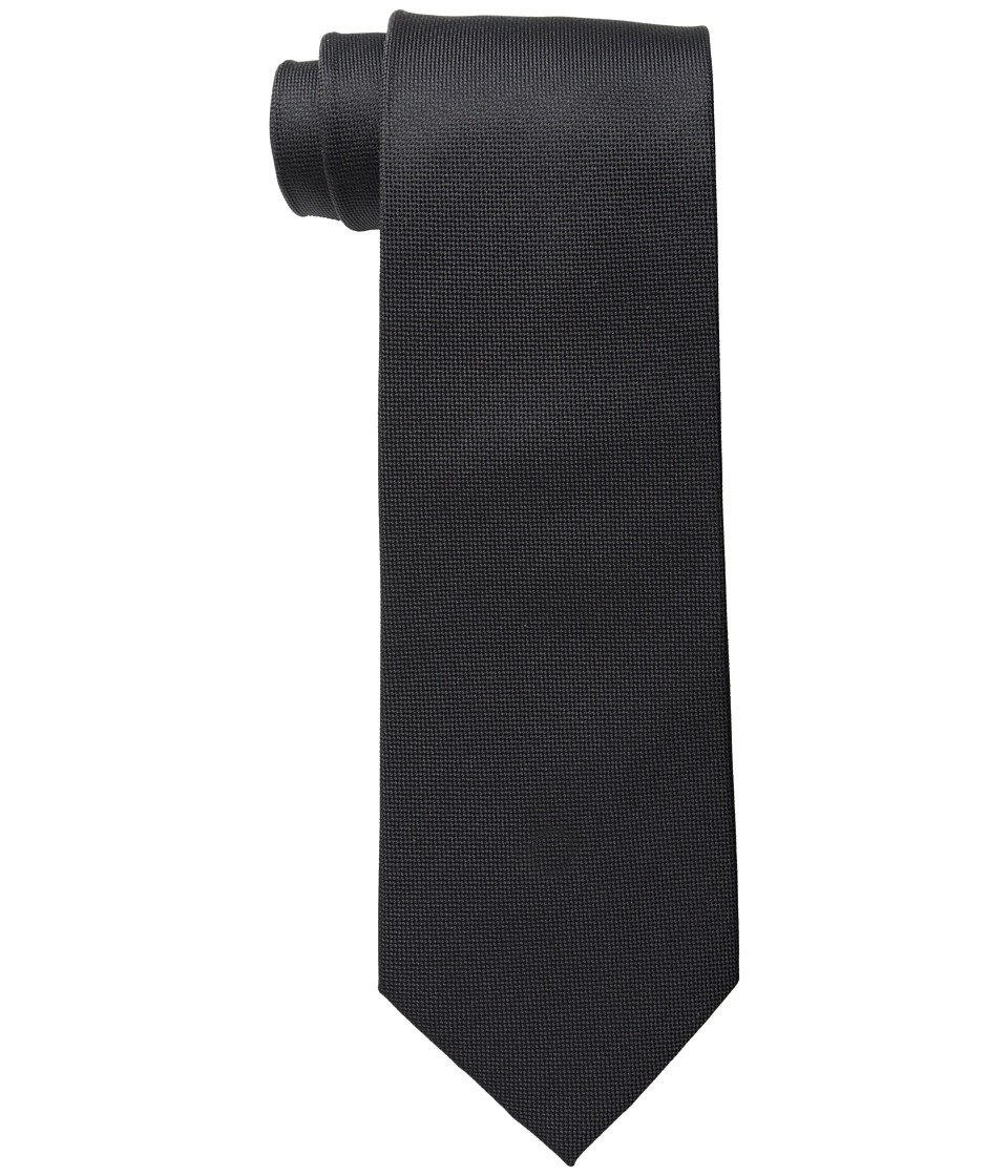Cufflinks Inc. - Silk Tie (Black) Ties