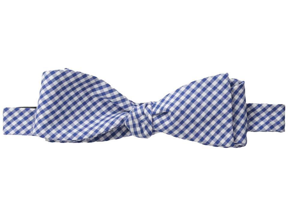 Cufflinks Inc. - Gingham Cotton Bow Tie