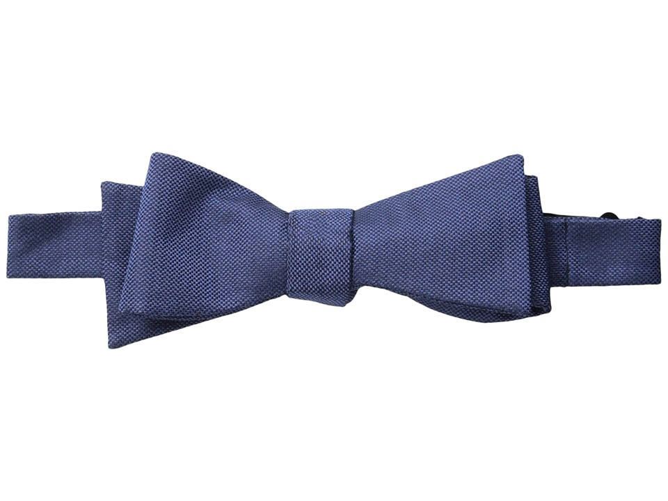 Cufflinks Inc. Silk Bow Tie Blue Ties
