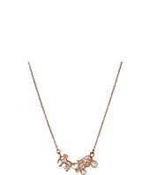COACH - Pave Horse and Carriage Necklace