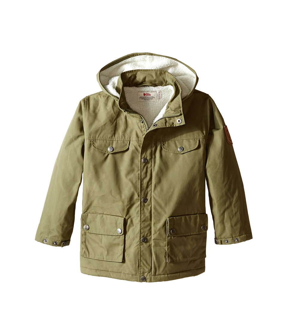 Fj llr ven Kids Kids Greenland Winter Jacket Green Kids Coat