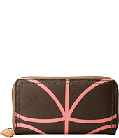 Orla Kiely - Big Zip Wallet