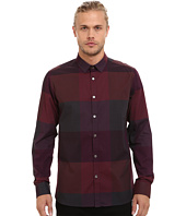 Ted Baker - Bigdeal Long Sleeve Large Check Shirt