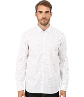 Ted Baker - Autumnn Long Sleeve Paisley Print Shirt