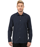 Ted Baker - Targetz Long Sleeve Small Circle Print Shirt