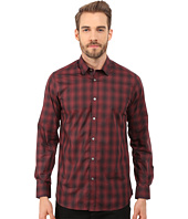 Ted Baker - Fulstop Long Sleeve Ombre Check Shirt