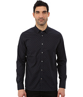 Ted Baker - Byjove Long Sleeve Geo Print Shirt