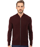 Ted Baker - Duk Knitted Long Sleeve Bomber