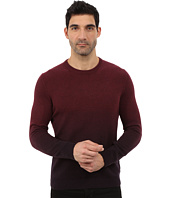 Ted Baker - Holaday Sprayed Ombre Long Sleeve Crew Neck