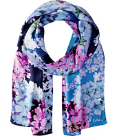 Echo Design - Forget Me Not Floral Oblong