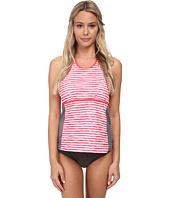 Nautica - Hold The Line Tankini Swimwear Top NA21146