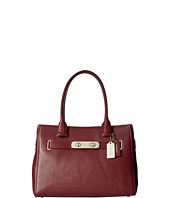 COACH - Polished Pebble Leather New Swagger