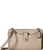 COACH - Polished Pebble Pop Up Messenger