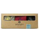 Sperry Top-Sider Novelty Crew 3-Pack Giftable