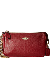 COACH - Polished Pebble Nolita 19