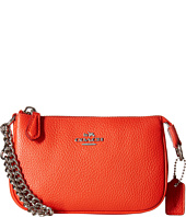COACH - Polished Pebble Nolita Wristlet 14