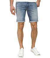 French Connection - Destroyer Denim Reg Shorts in Bleached Out