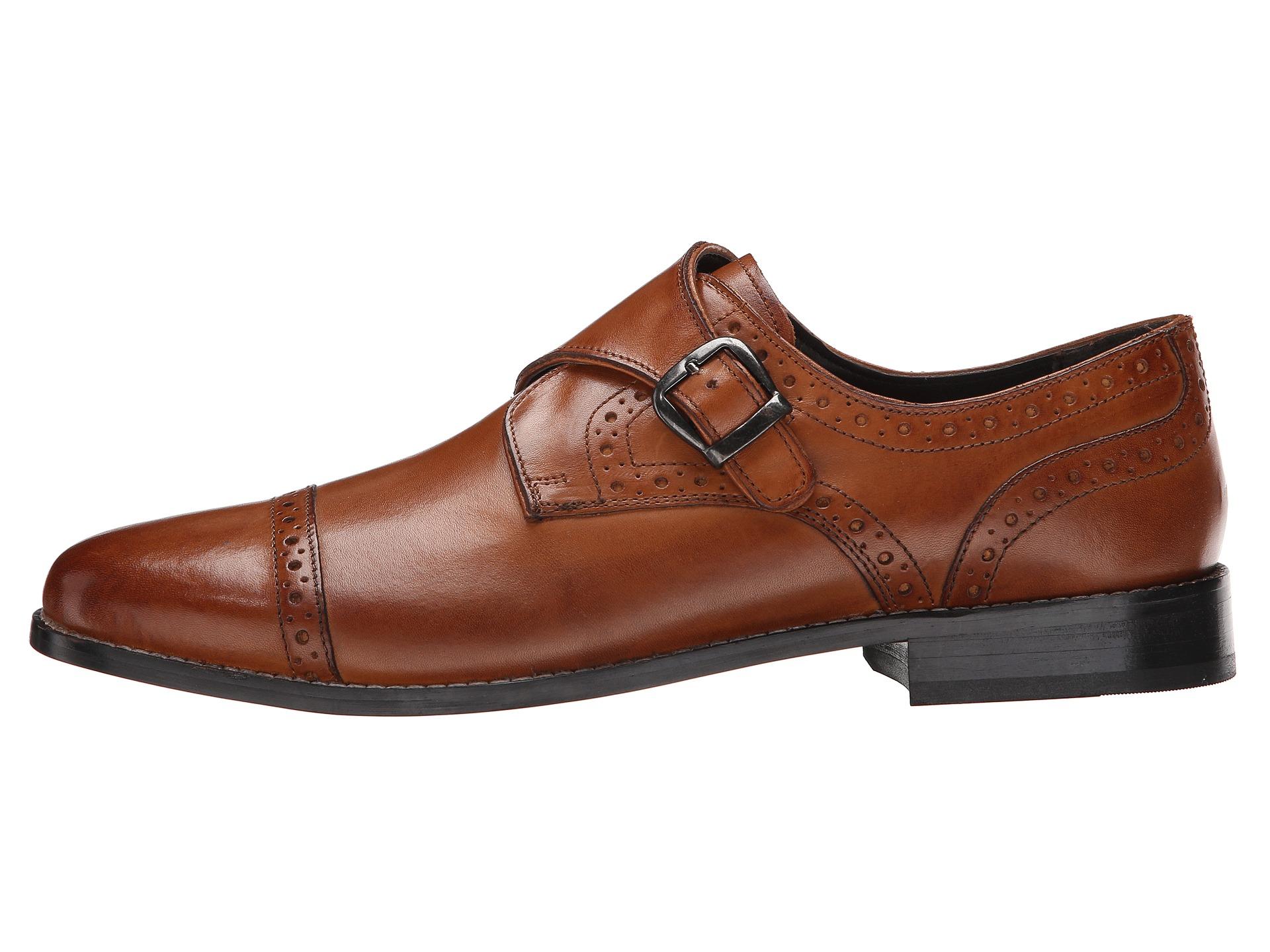 Nunn Bush Monk Strap Shoes On Sale