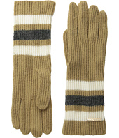 MICHAEL Michael Kors - Fisherman Rugby Multicolor Long Gloves