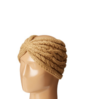 MICHAEL Michael Kors - Cable Knit Jersey Twisted Headband