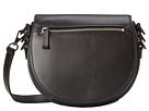 Rebecca Minkoff Astor Saddle Bag (Black)