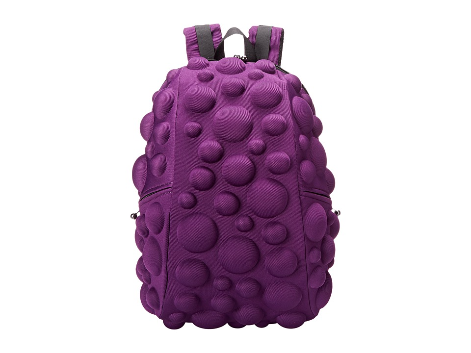 MadPax Bubble Full Pack Purple Backpack Bags