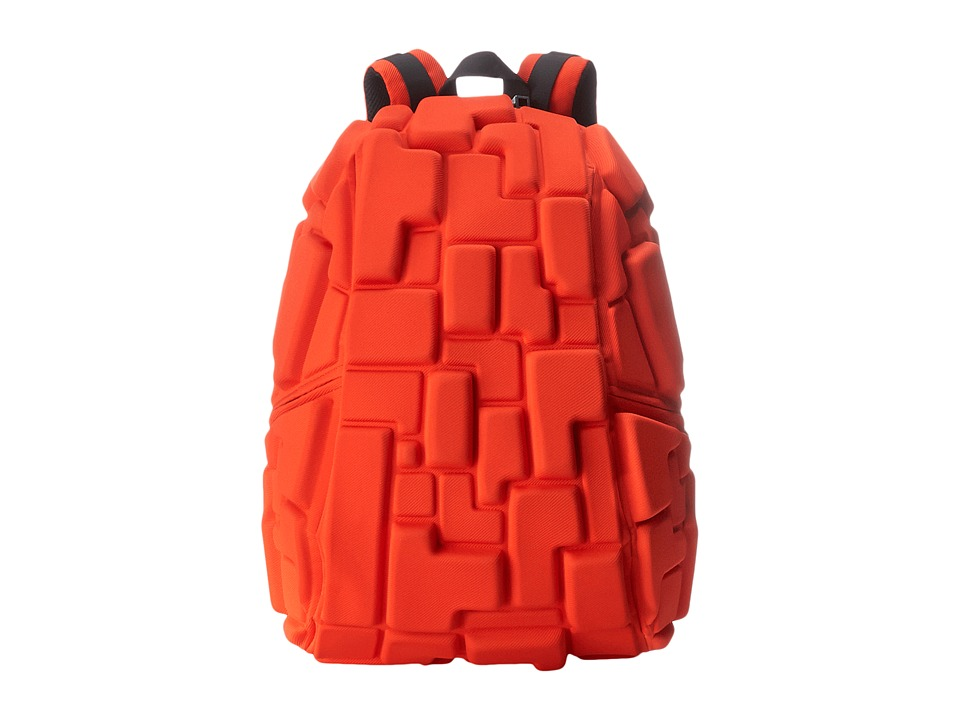 MadPax Blok Full Pack Orange Backpack Bags