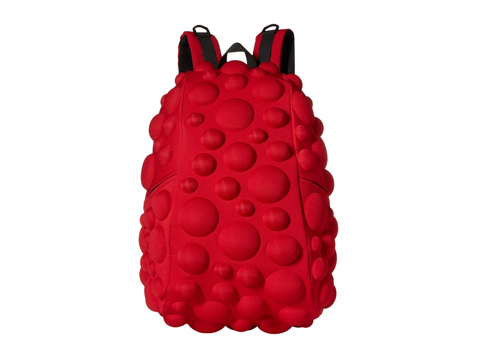 MadPax Bubble Full Pack Red Backpack Bags