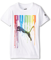 Puma Kids - Drippin Tee (Little Kids)