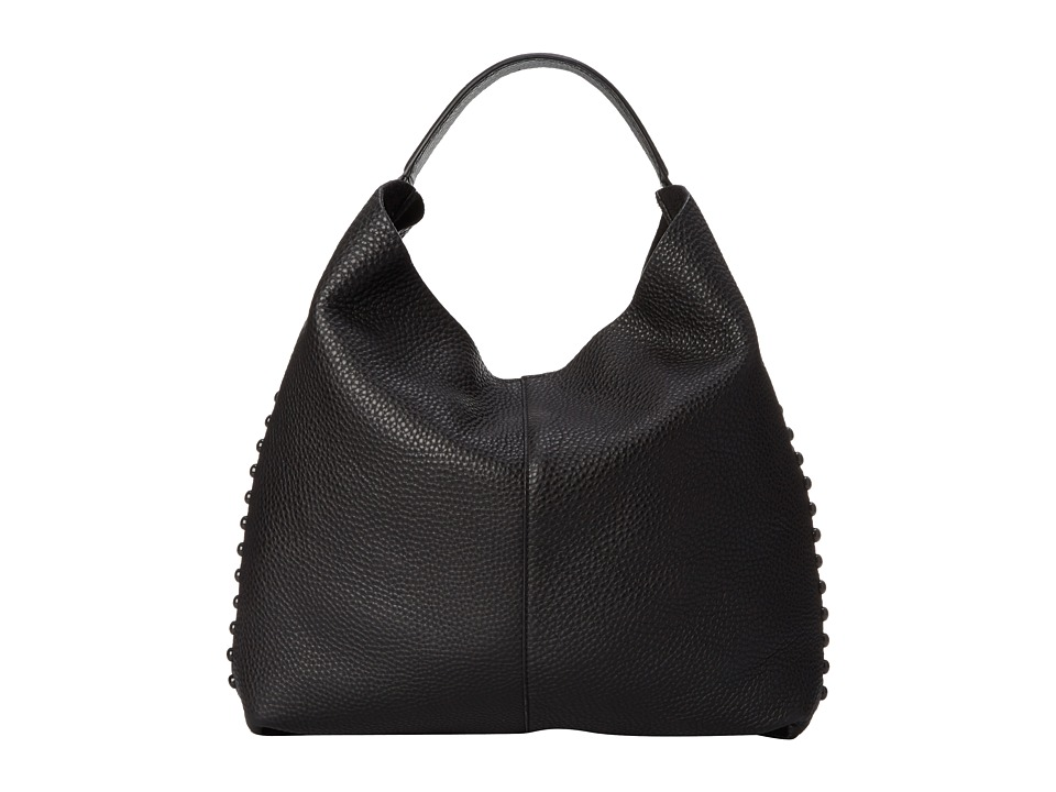 Rebecca Minkoff - Unlined Hobo (Black) Hobo Handbags