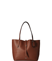 COACH - Refine Db Face Pebble Leather Market Tote
