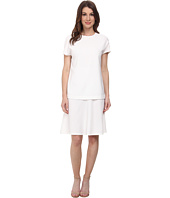 Anne Klein - Crepe Popover Dress