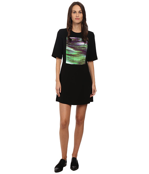 McQ Panelled Party Dress