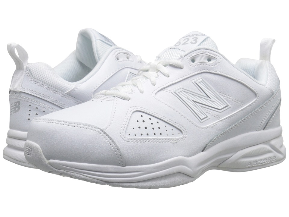 New Balance - MX623v3 (White) Mens Shoes