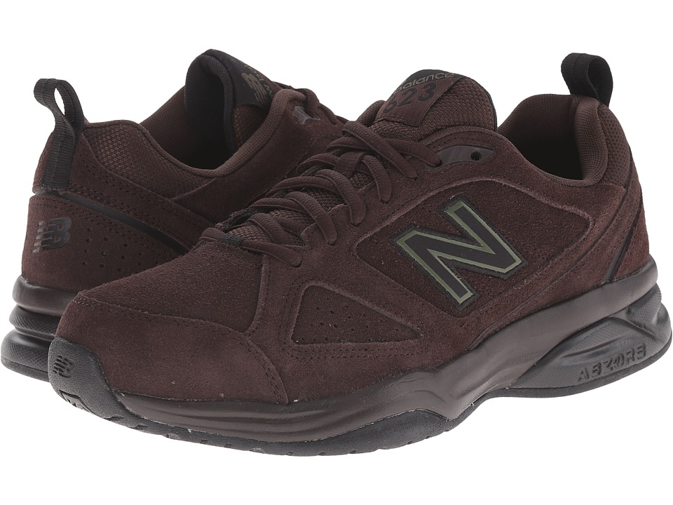 New Balance - MX623v3 (Brown) Mens Shoes