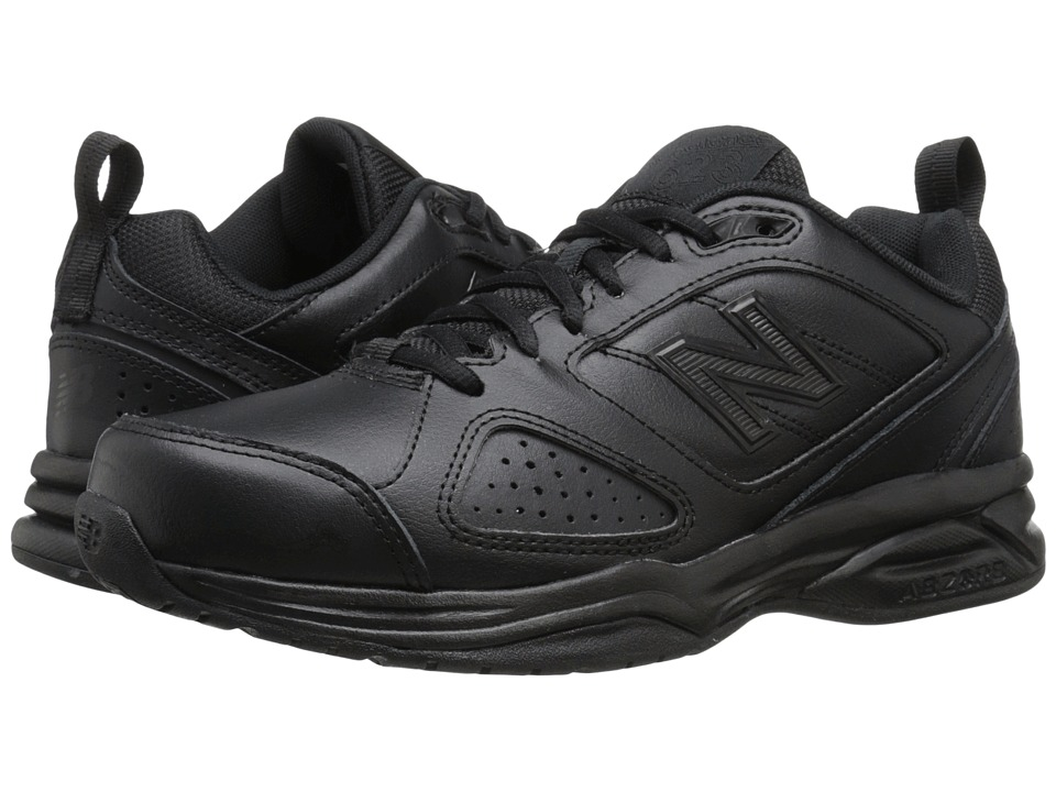 New Balance WX623v3 (Black) Women's Shoes