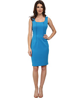 Calvin Klein - Scoop Neck Sheath Dress