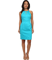 Calvin Klein - Halter Neck Sheath Dress