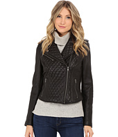 Levi's® - Smooth Lamb Quilted Rib Knit Bomber