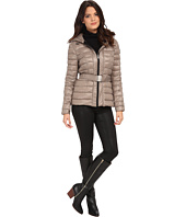 DKNY - Hooded Belted Jacket 97845-Y5