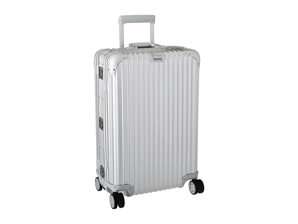 Rimowa - Topas - Multiwheel 26 (RHD) (Silver) Luggage