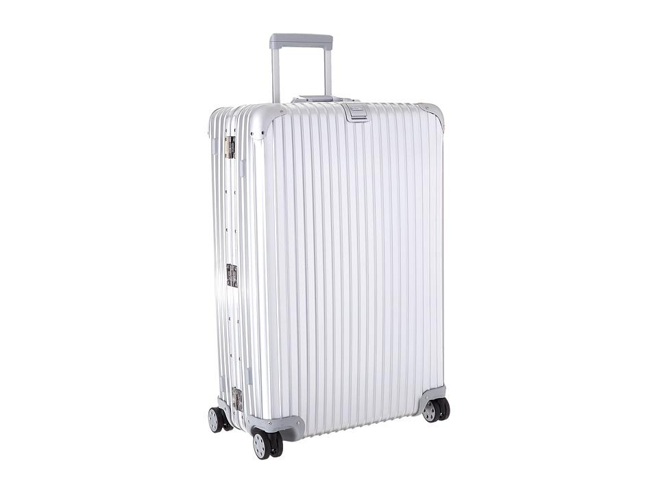 Rimowa Topas Multiwheel 32 (RHD) (Silver) Luggage