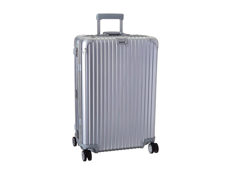 Rimowa - Topas - Multwheel 29 (RHD) (Silver) Luggage