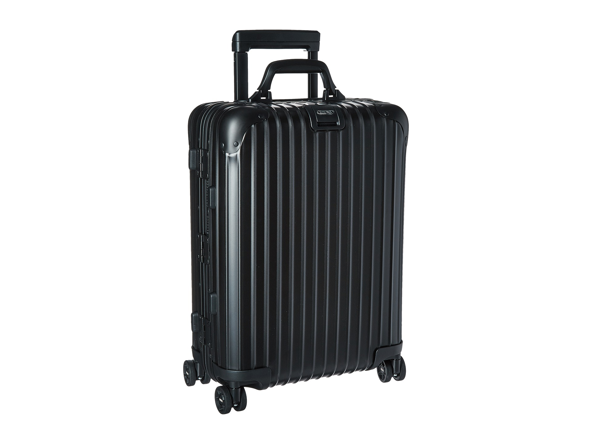 rimowa topas stealth cabin multiwheel 52 rhd at. Black Bedroom Furniture Sets. Home Design Ideas